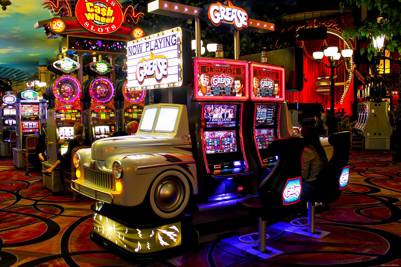 игровой автомат казино